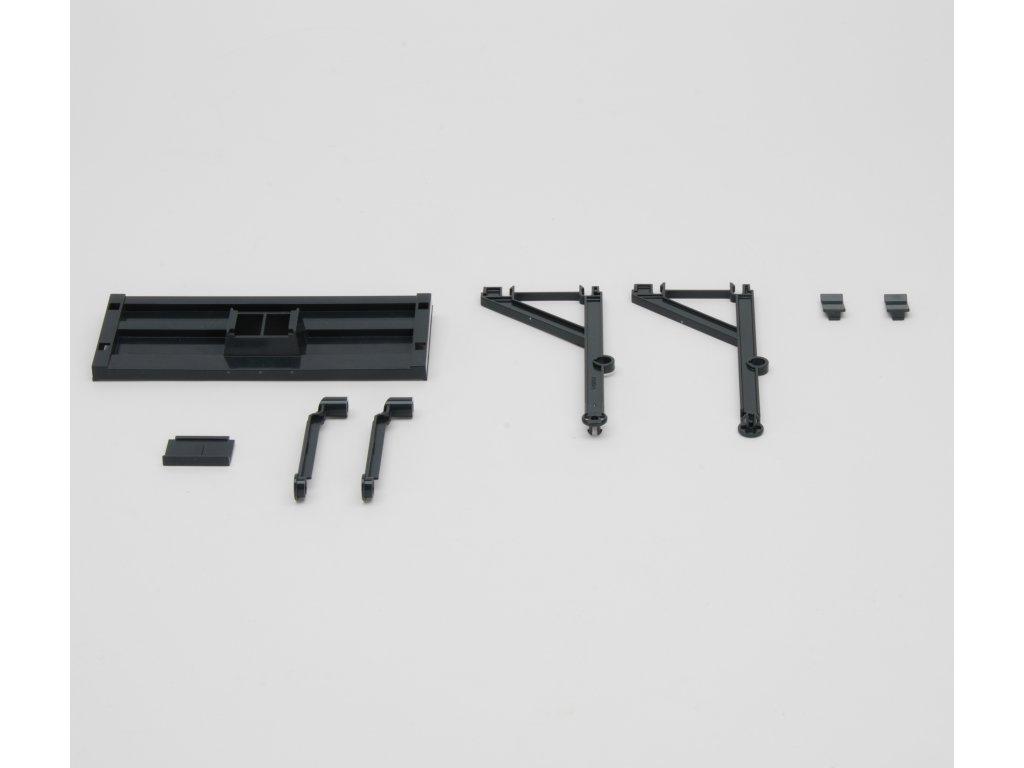 Náhradní díl pro Bruder BR 02211 - automatická zadní stěna pro valník