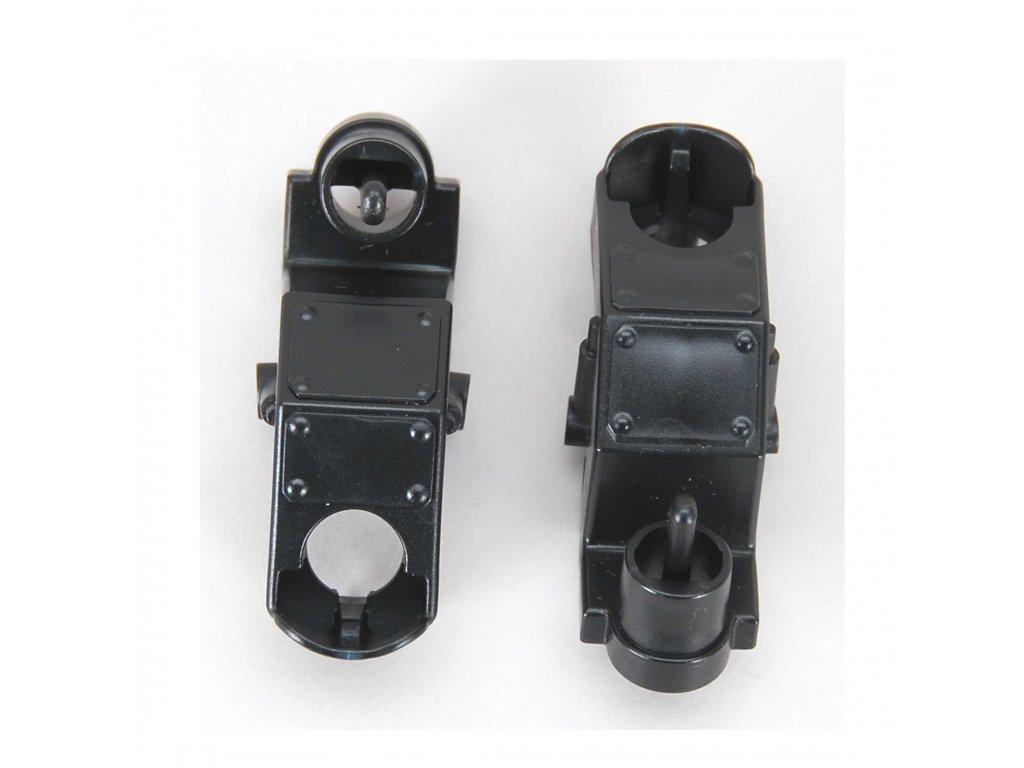 Náhradní díl pro Bruder - adaptér - redukce pro závěs z LKW na traktor, baleni 2ks