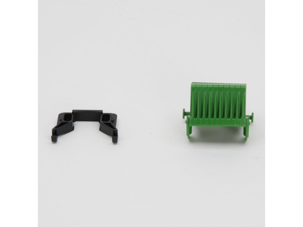 Náhradní díl pro Bruder BR 03050 - přední závaží k traktoru John Deere