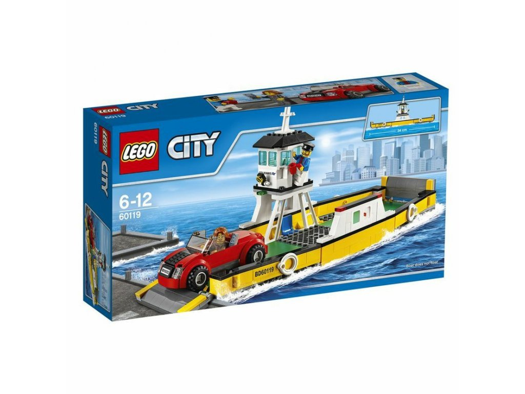 LEGO 60119 City Přívoz