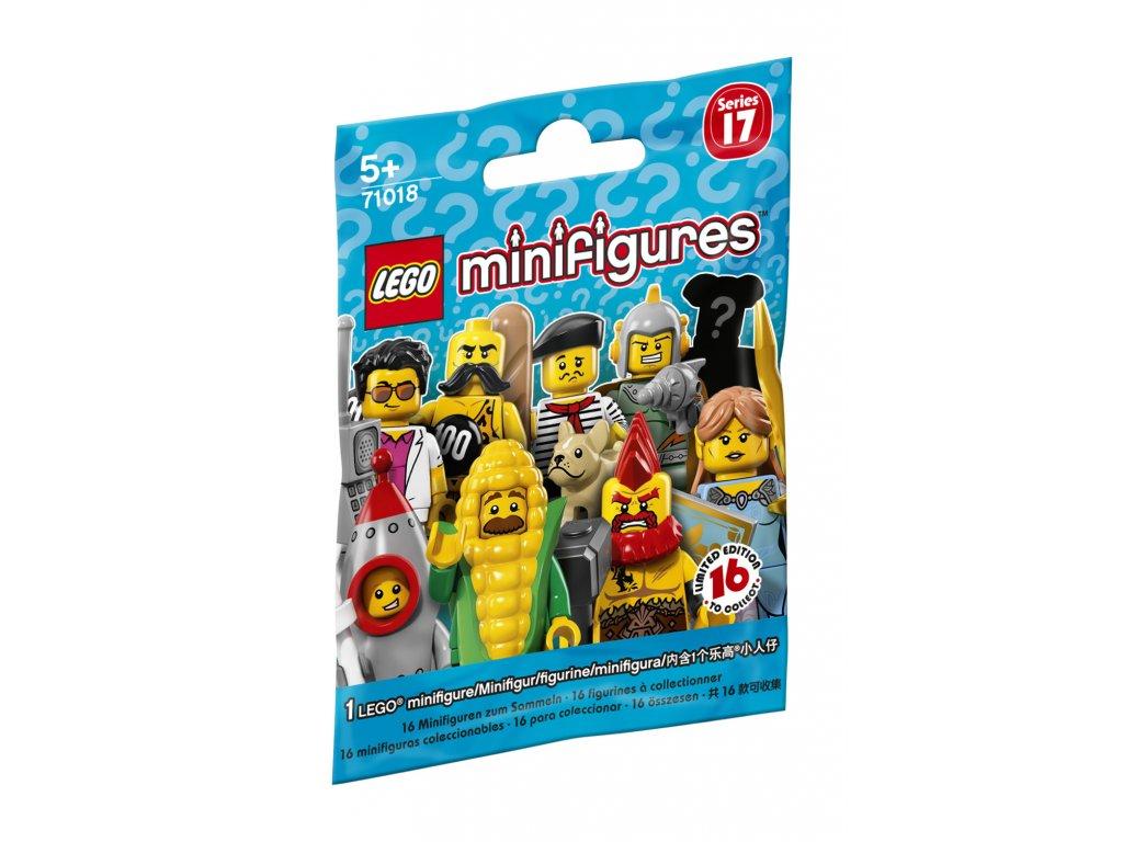 Minifigurky 17.serie