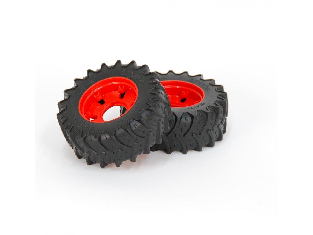 Náhradní díl pro Bruder BR 03017 - kola pro traktor Claas Axion 950