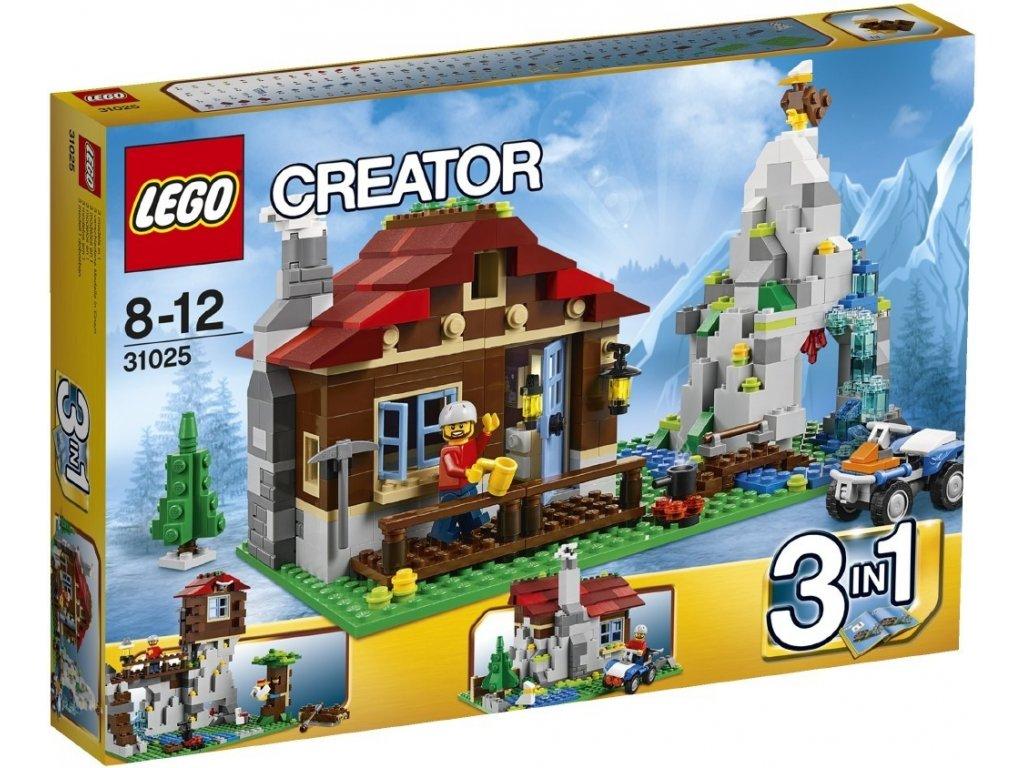 LEGO 31025 Creator  Horská bouda
