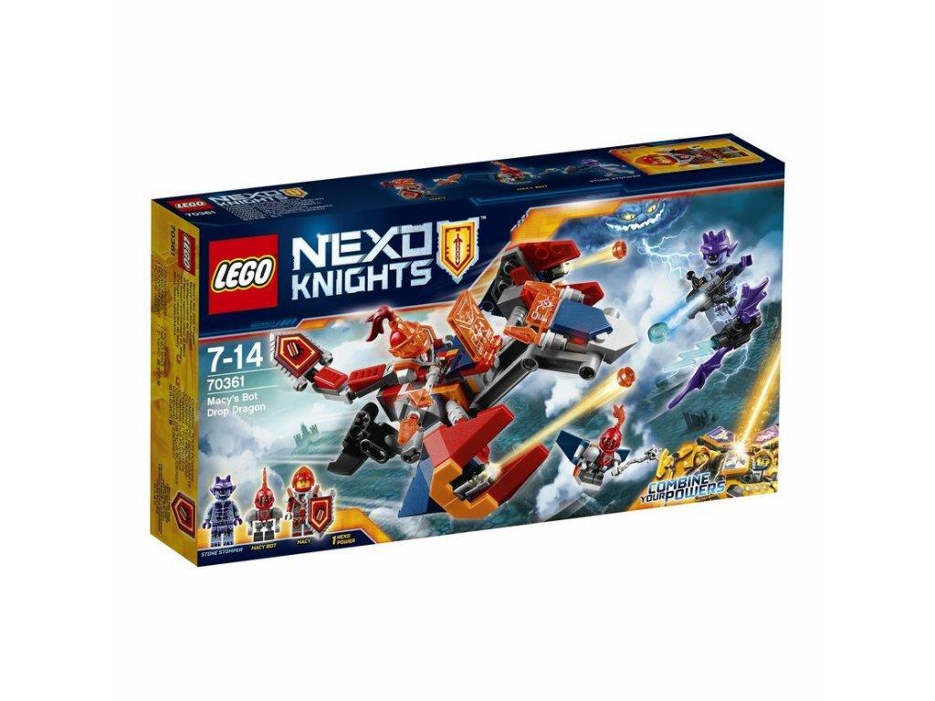 LEGO 70361 Nexo Knights Macyin