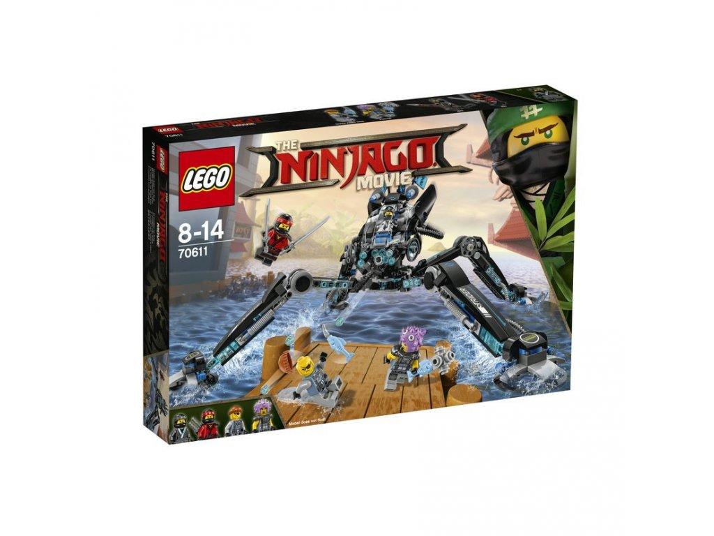 LEGO 70611 LEGO NinjaGo Vodní chodec