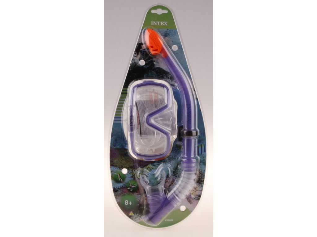 Intex maska a šnorchl sportovní