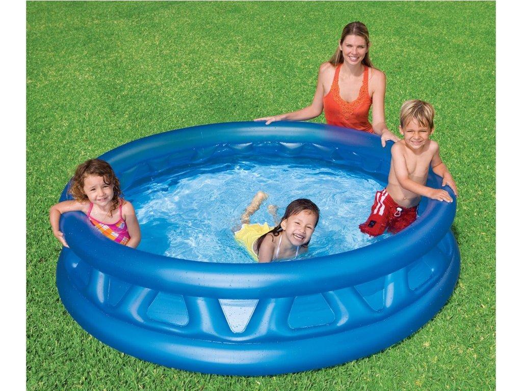 Intex bazén soft side 188x46cm