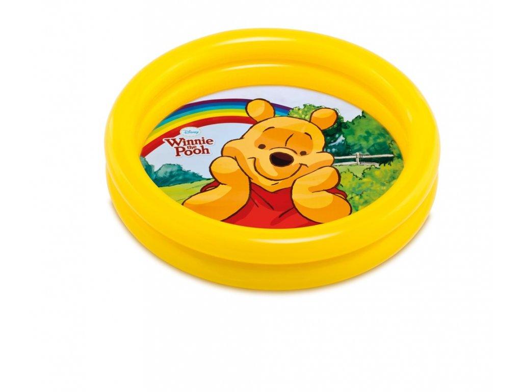 Intex bazén medvídek Pú
