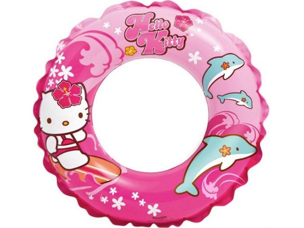 Intex plovací kruh 61cm,Hello Kitty