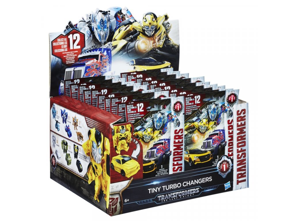 Transformers MV5 Mini 1x transformace