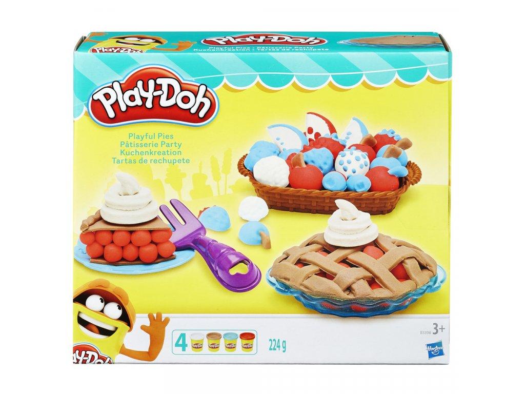 Play-Doh zábavný koláč