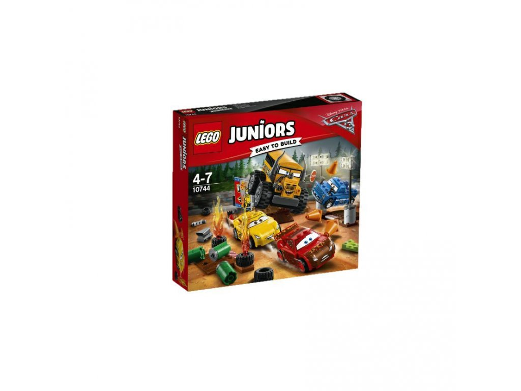 Lego 10744 Juniors Závod Thunder Hollow Crazy 8