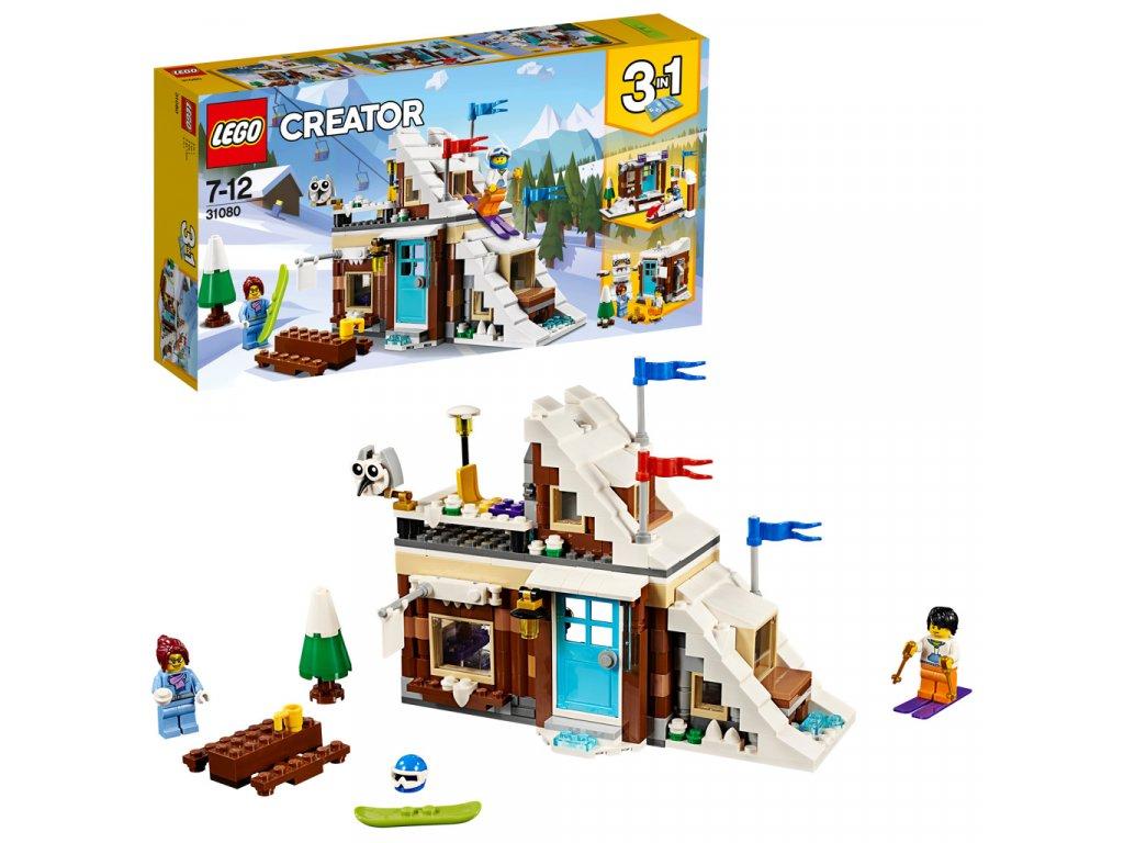 LEGO 31080 Creators Zimní prázdniny