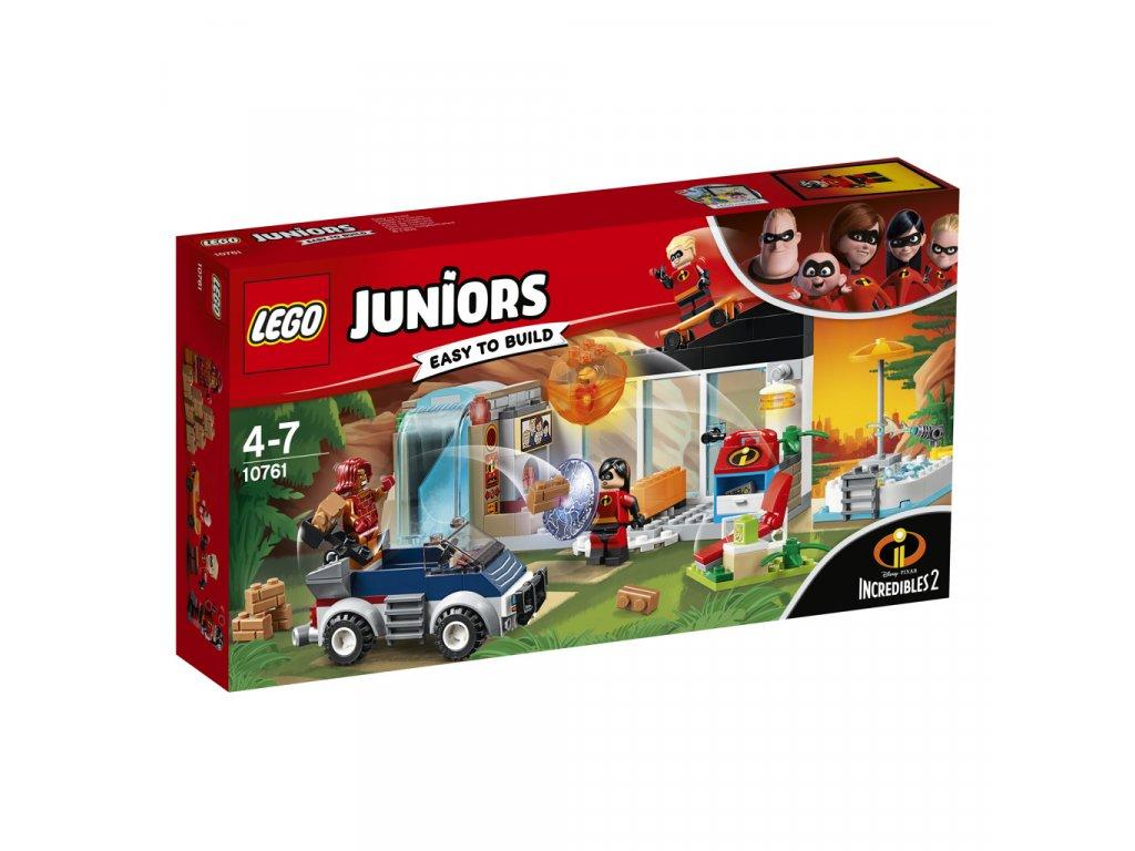 LEGO 10761 Juniors Velký útěk z domu
