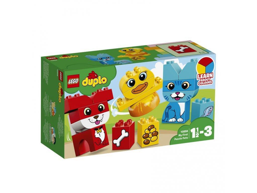 LEGO 10858 Duplo Moji první skládací