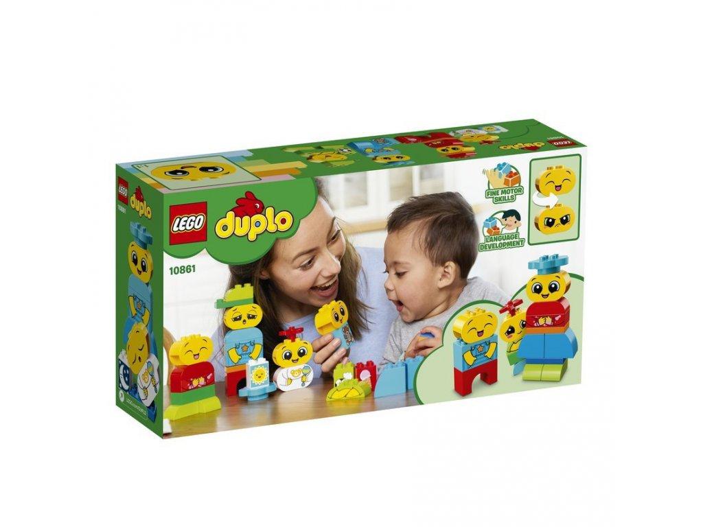 LEGO 10861 Duplo Moje první pocity