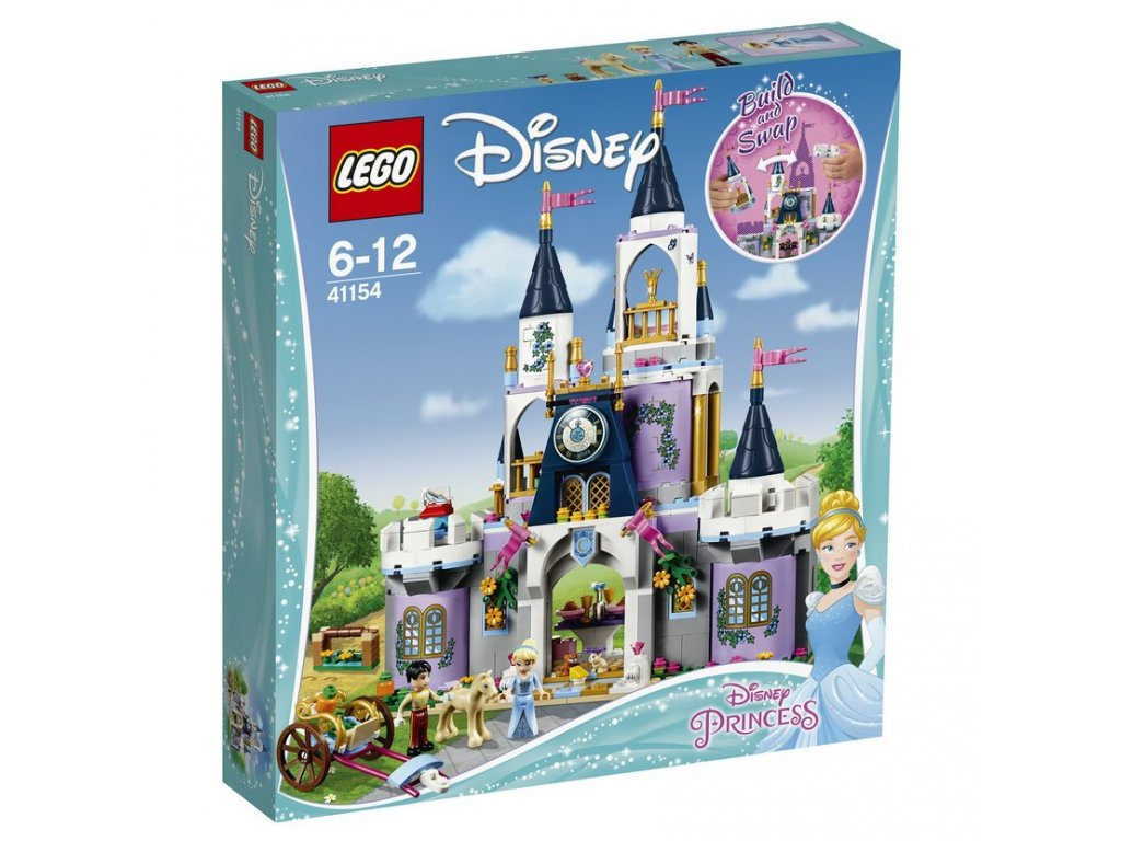 LEGO 41154 Princezny Popelčin