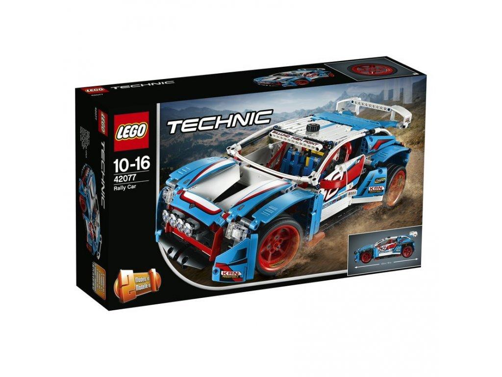 LEGO 42077 Technic Závodní auto