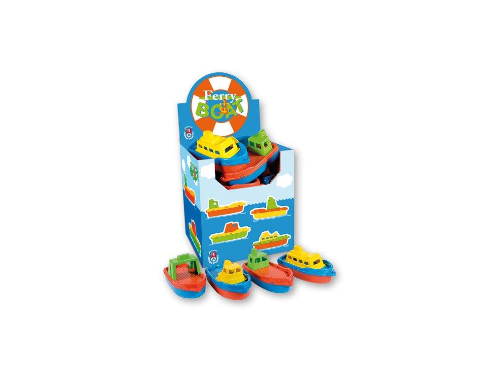 Androni-parníčky box 12ks