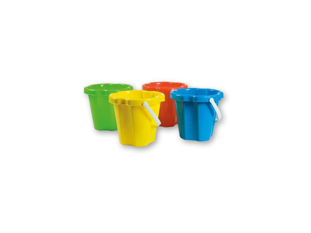 Androni-kyblík barevný 18cm