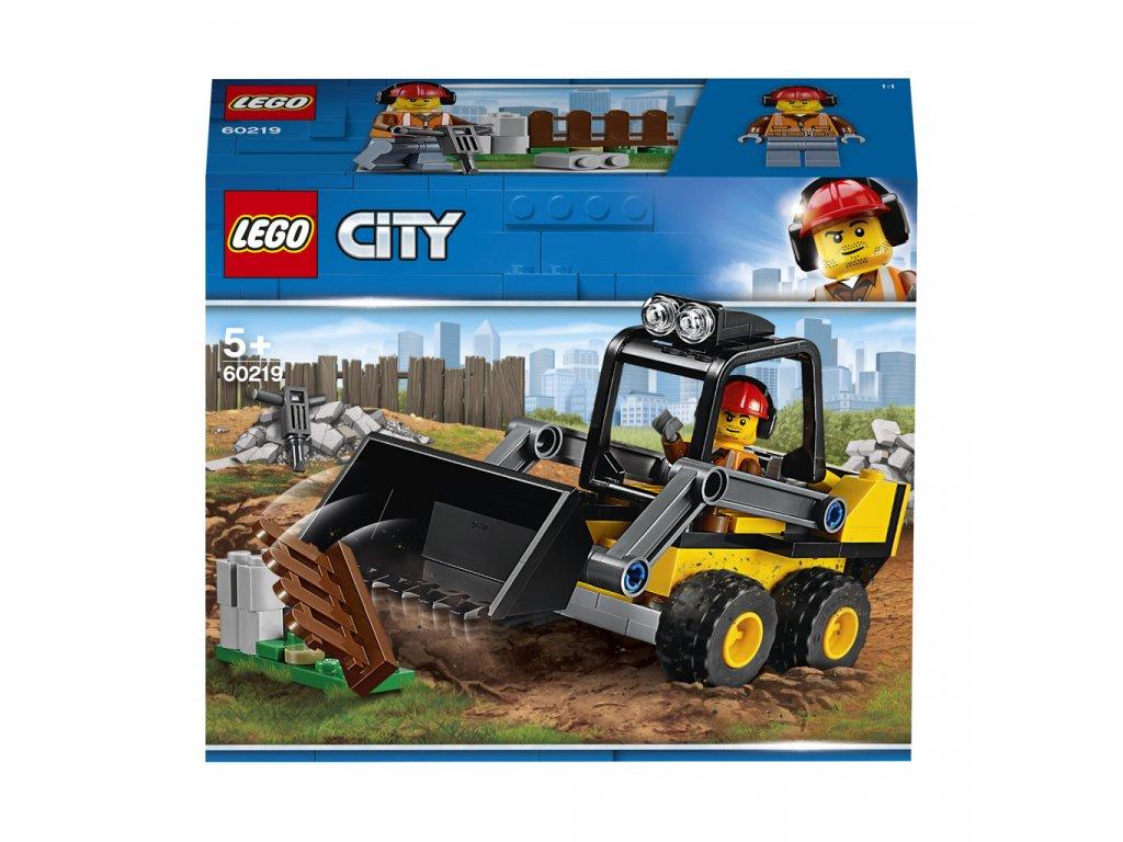 Lego 60219 City Stavební nakladač