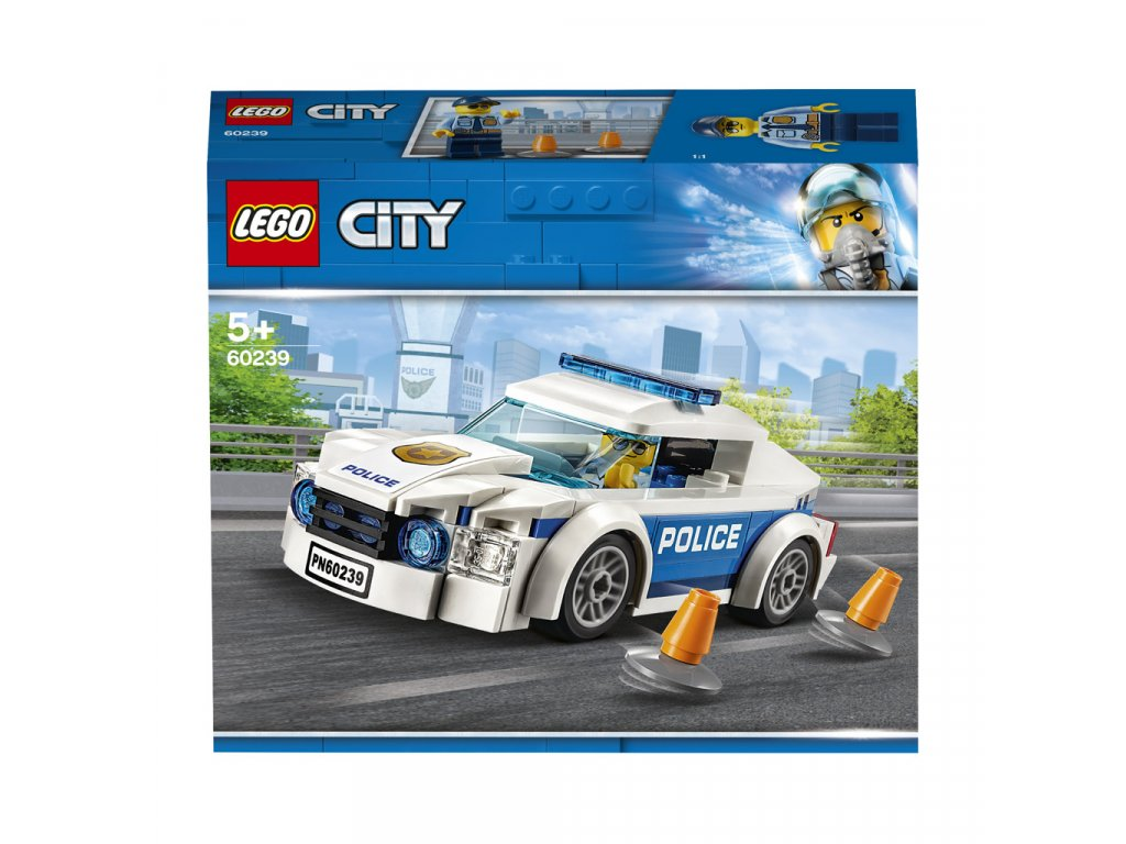 Lego 60239 City Policejní auto