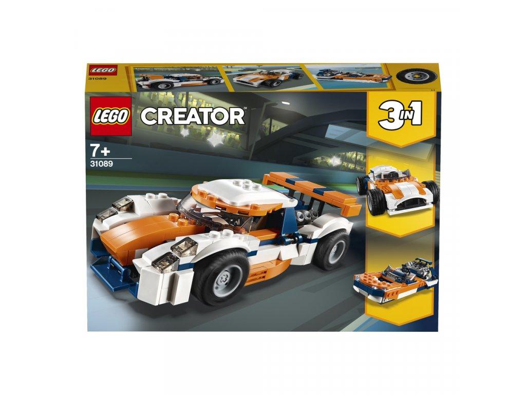 LEGO 31089 Creator Závodní model Sunset