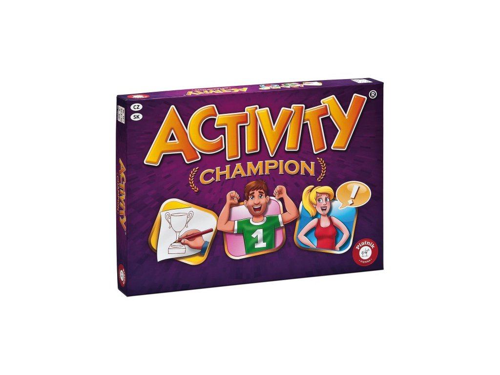 Piatnik : Activity champion