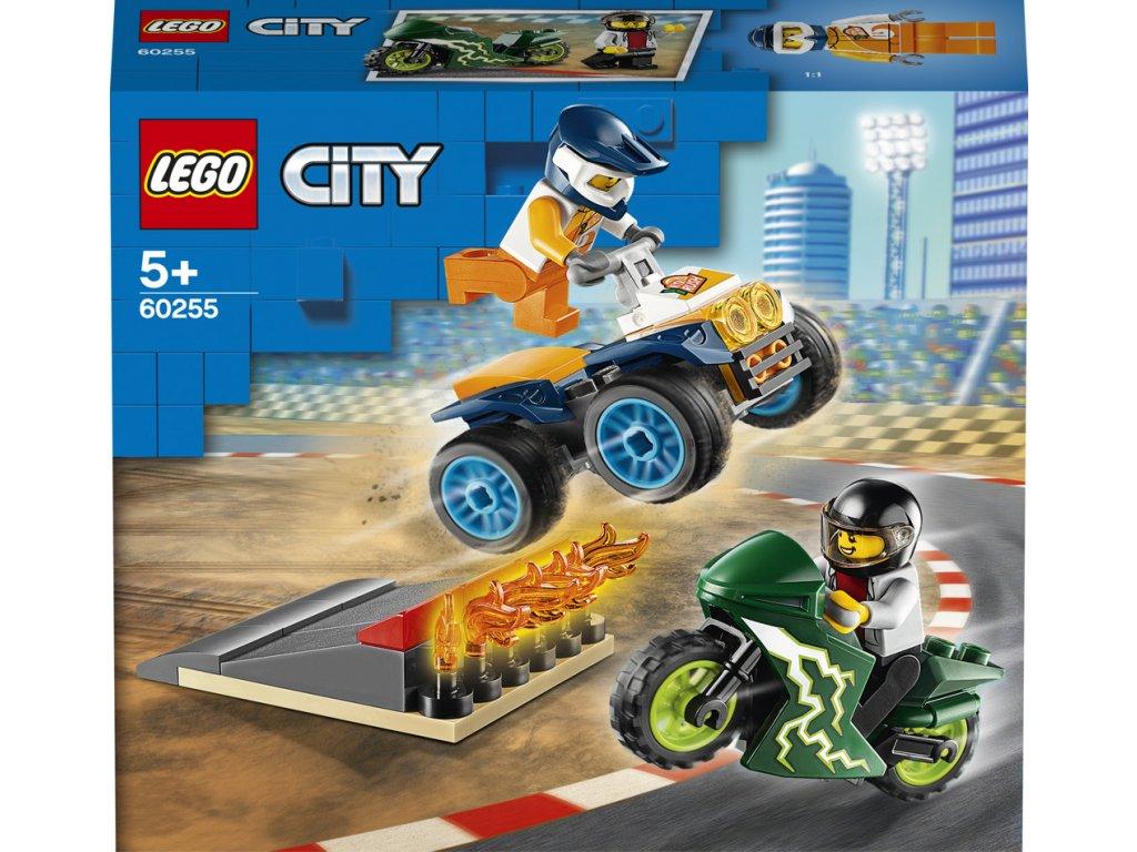 LEGO 60255 City Tým kaskadérů