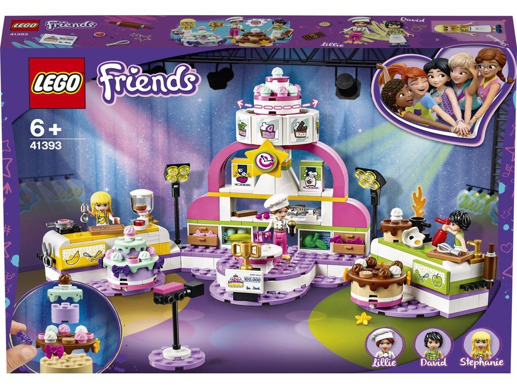 Lego 41393 Friends Soutěž v pečení