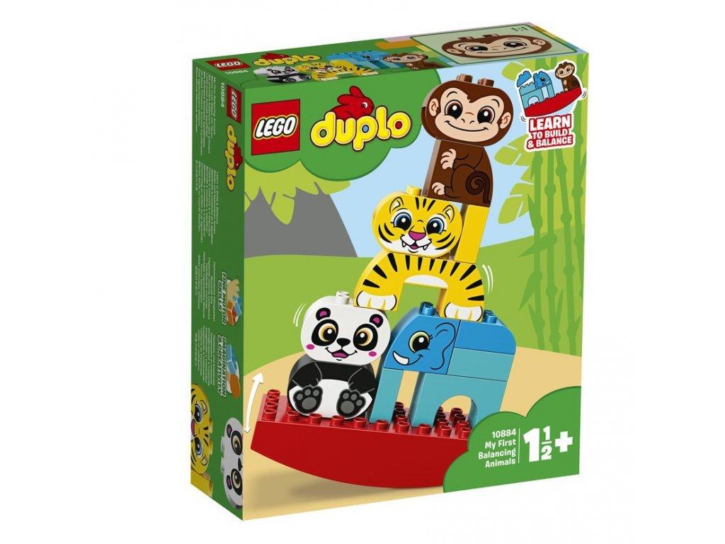 LEGO 10884 Duplo Moje první houpací zvířátka