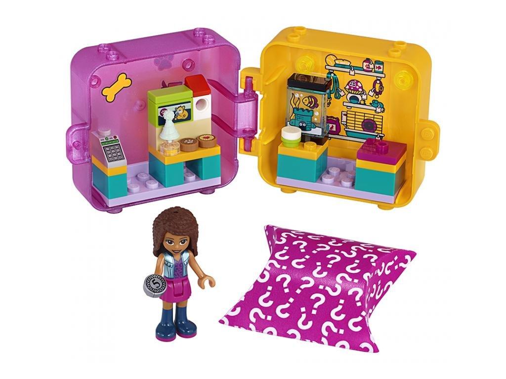 LEGO 41405 Friends Herní boxík: Andrea a zvířátka