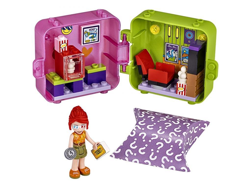 LEGO 41408 Friends Herní boxík : Mia a kino