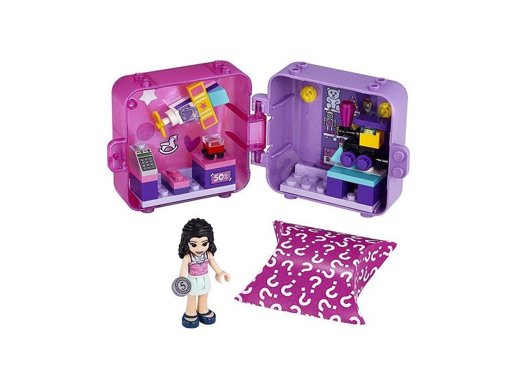 LEGO 41409 Friends Herní boxík : Emma a focení zvířátek