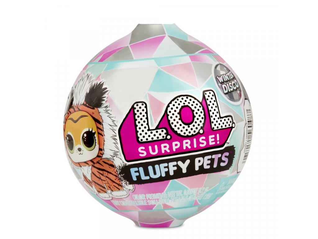L.O.L. Surprice Fluffy Pets - chundeláček