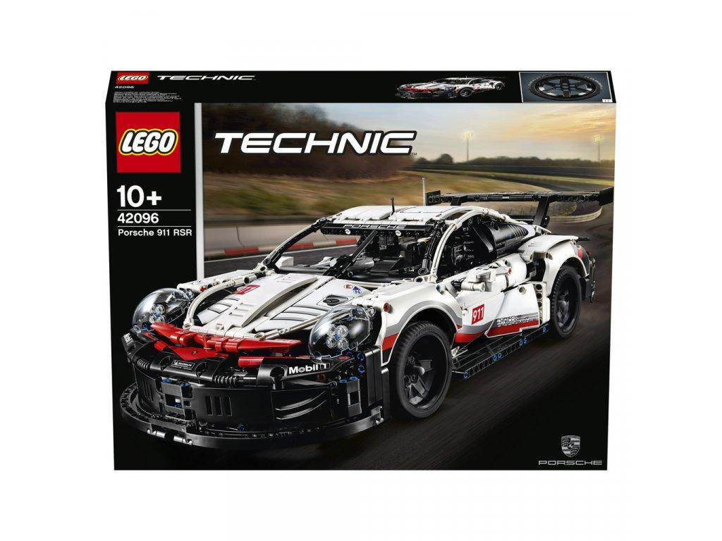 Lego 42096 Technic Preliminary GT Race Car
