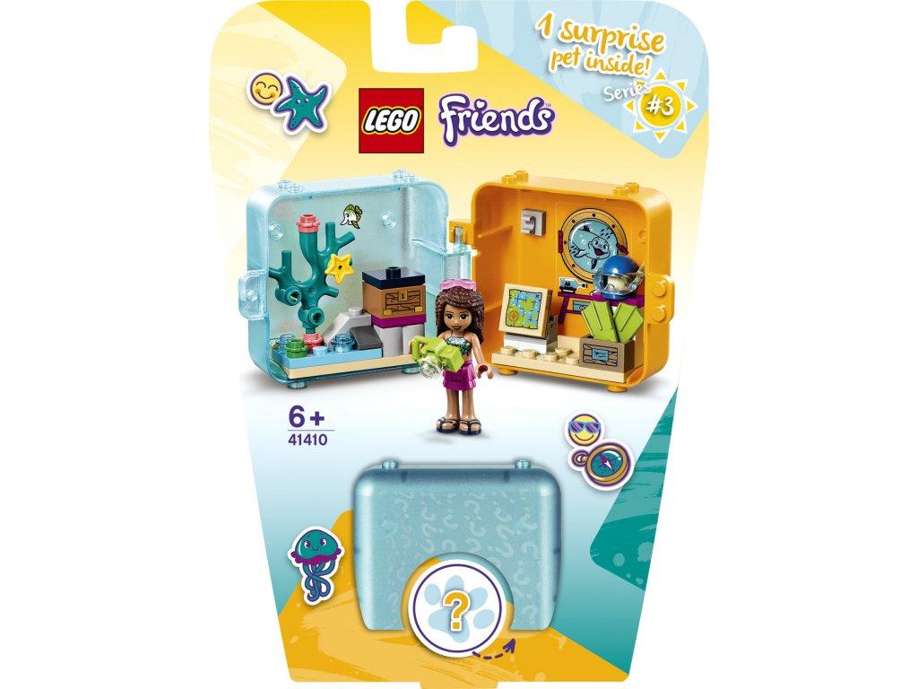 LEGO 41410  Friends Herní boxík: Andrea a její léto