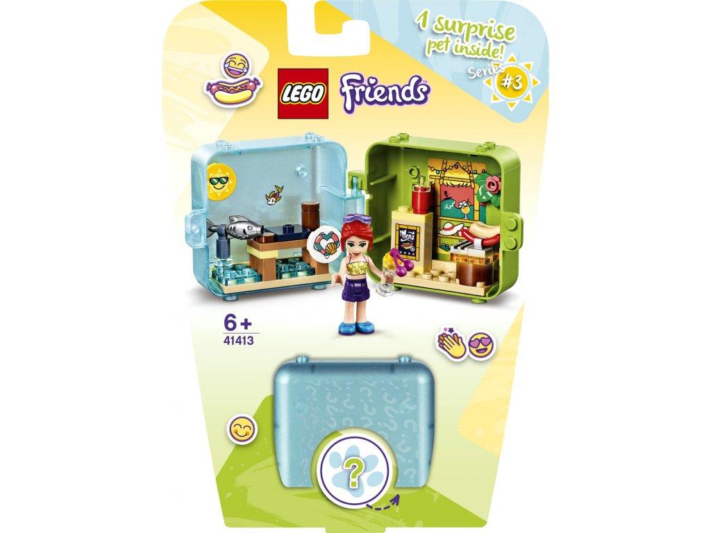 LEGO 41413 Friends Herní boxík: Mia a její léto