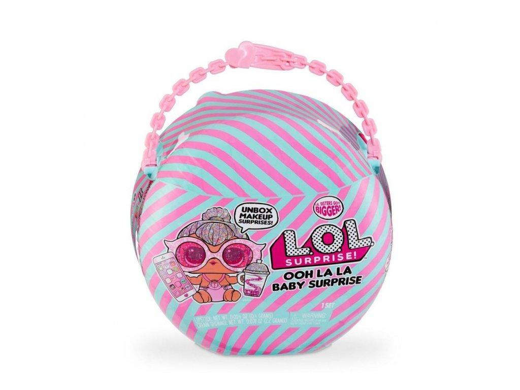 L.O.L. Surprise! Ooh La La Baby Surprise- Lil Queen Kitty