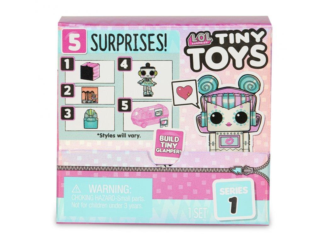 L.O.L. Surprise Mini panenky Tiny Toy