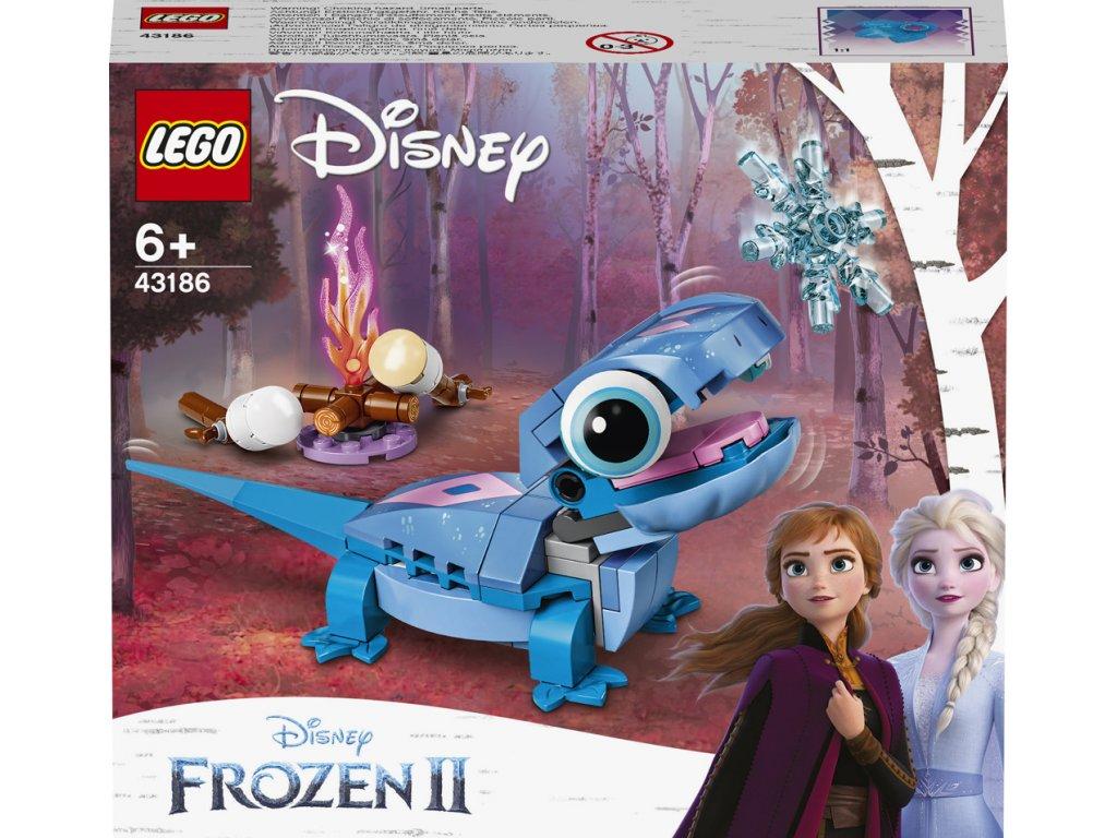 LEGO 43186 Disney Frozen Mlok Bruni – postavička