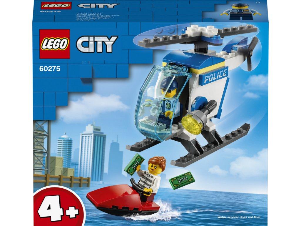 LEGO 60275 City Policejní vrtulník