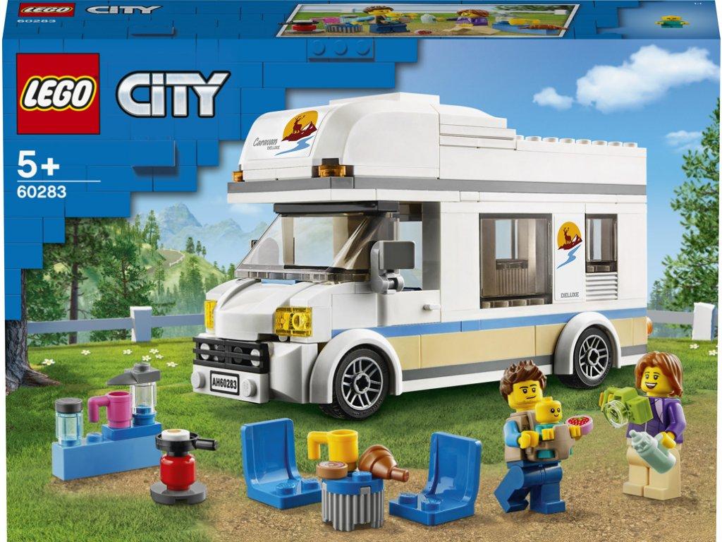 LEGO 60283 City Prázdninový karavan