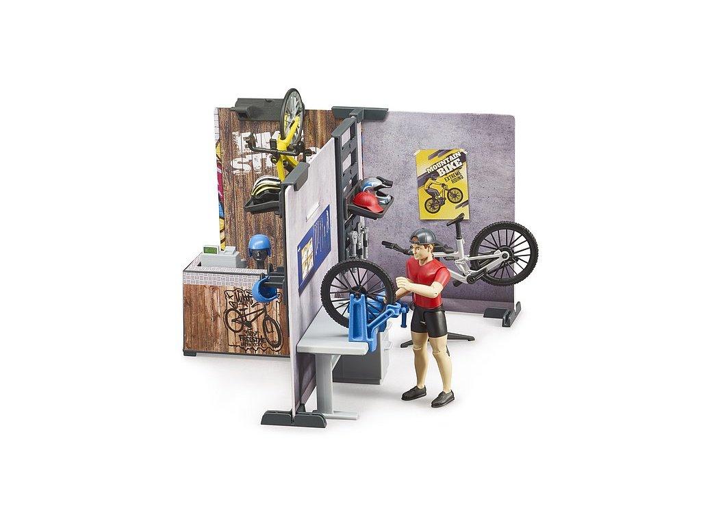 bworld Bike shop a servis