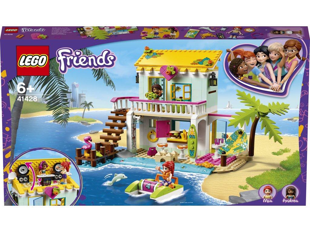 LEGO 41428 Friends Plážový domek