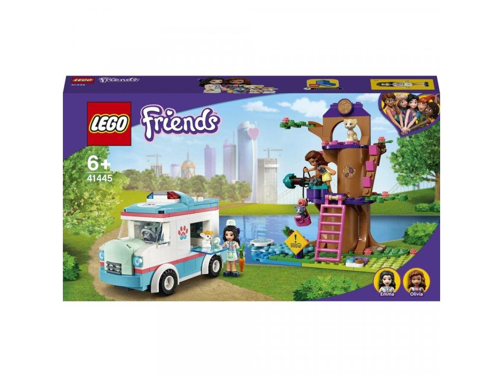 LEGO 41445 Friends Veterinární sanitka