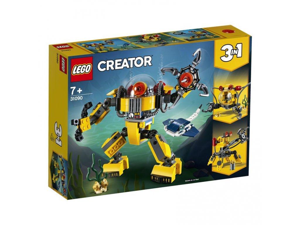 LEGO 31090 Creator Podvodní robot