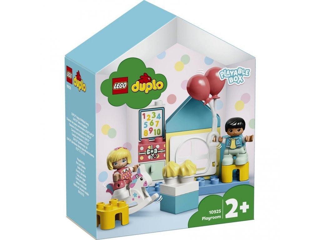 LEGO 10925 Duplo Pokojíček na hraní