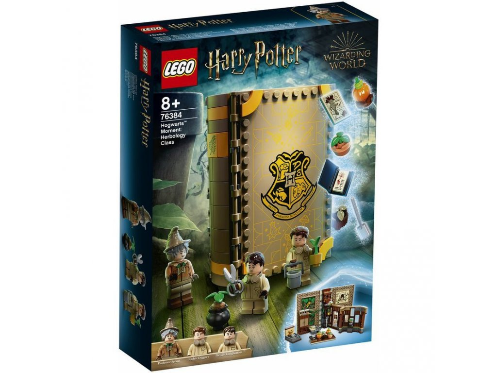 LEGO 76384 Harry Potter Kouzelné momenty z Bradavic: Hodina bylinkářství