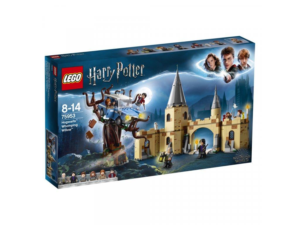 LEGO 75953 Harry Potter Bradavická vrba mlátička